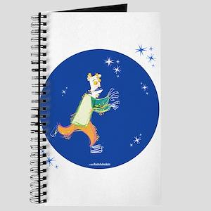 Clowny Mime Bear [blue 2] Journal